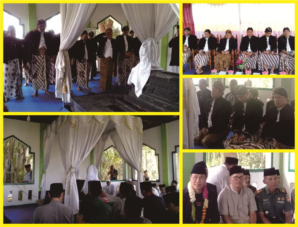 Ziarah Makam Pendiri Kabupaten Wonosobo